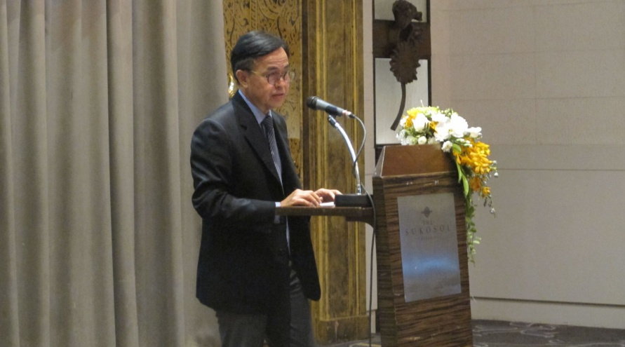 "Opening remarks ""The Rise of Fake News and How to Handle It"" by Mr. Thepchai Yong, CAJ president on August 20, 2018"