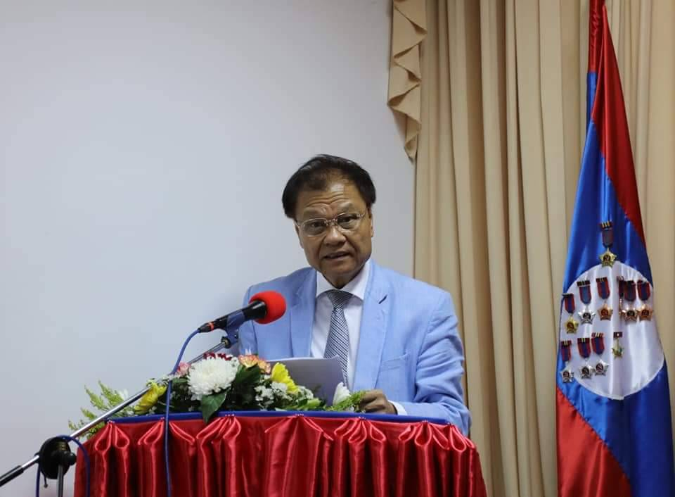 Welcoming Remarks by H.E.Mr. Savankhone RAZMOUNTRY, President of Lao Journalists Association at the Opening Ceremony of the CAJ Board of Directors Meeting