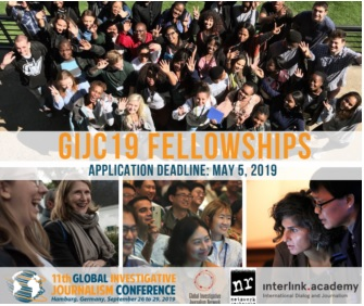 GIJC calls applicants for fellowships in Germany